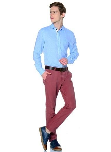 Beymen Studio Klasik Pantolon Pembe
